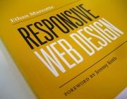 Curs introducció al disseny web responsiu. Imatge Jeremy Keith.