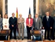 Reunio del Govern amb el Tercer Sector. Font: unad.org