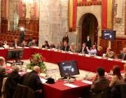 Imatge de la reunió. Font: web tercersector.cat
