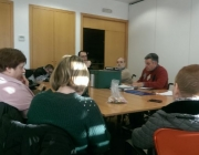 Les reunions a les entitats.
