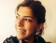 Rita Rueff, fundadora de Refugees Aid Barcelona. Font: Rita Rueff