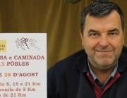 Roberto Boya, president de l'Associació de Volentaris Val d'Aran. Font: Associació de Volentaris