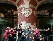 Roger Mas i la cobla Sant Jordi