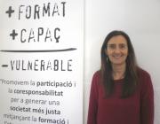 Rosa Mari Martín, responsable de la Fundació Akwaba - Foto: Fundació Akwaba