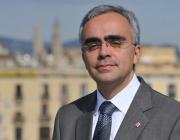 Ramon Terrassa i Cusí, director general d'Acció Cívica i Comunitària del Departament de Benestar Social i Família.