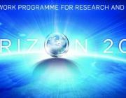 Logotip Programa Marc Horizon 2020 de la Unió Europea (imatge; ec.europa.eu)