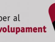 Logotip de la campanya Salut per al desenvolupament