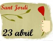 Sant Jordi. Font www.lavanguardia.com