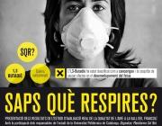 4 entitats treballen per la salut relacionada amb les condicions ambientals (imatges: Plataforma Qualitat del Aire)