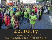 9a Caminada Solidària de La Muntanyeta a Tarragona