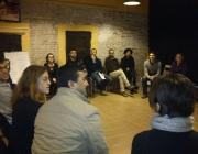 Sessió del Social Forum del mes de gener. Foto: SCI