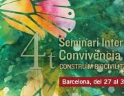 Imatge promocional del IV Seminari Internacional de Convivència Planetària / Font: IMAGO
