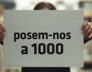 "Campanya ""Posem-nos a 1000"" de #SentitCrític."