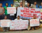 Lluita sindical contra l'explotació a Filipines