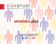 Memòria 2015 de SIDA STUDI