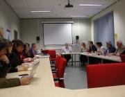 Imatge de la reunió celebrada el passat 25 de novembre.