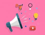 Il·lustració sobre màrqueting de mitjans socials. Llicència CC0: https://pixabay.com/en/service/terms/#usage