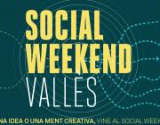 Imatge Social Weekend Vallès. Font: web Innovació Vallès