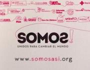 Logotip de la campanya Somos