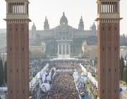sortida zurich marato barcelona