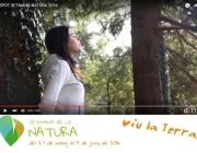 El vídeo spot per convidar a La Setmana de la Natura (imatge:setmananatura.cat)