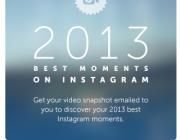 Amb una aplicació de Statigram podreu recordar el 2013