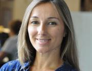 """La pedagoga Susagna Escardíbul recorda que les dades sobre pobresa infantil, necessitats educatives i violències són """"esfereïdores"""". Font: Fundesplai. Font: Fundesplai"""