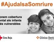 #AjudalsaSomriure, una campanya per oferir ajuda odontològica als infants en risc d'exclusió