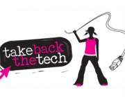Logo de la campanya Take back the tech!
