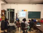 El Projecte de l'Espai d'Aprenentatge, de la PAH Tarragona, va ser el projecte a qui es va destinar l'1% del curs 2016-17.