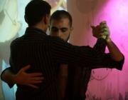 Imatge d'una trobada de Tango Queer.