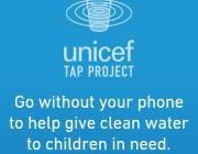 Dóna aigua potable des del teu mòbil!