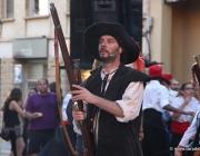 El bandoler Toca-Sons és el gran protagonista de la Festa Major de Taradell Font: Ajuntament de Taradell