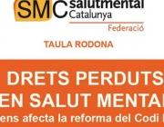 Com afecta la reforma del Codi Penal a les persones amb problemes de salut menta