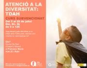 Curs Atenció a la diversitat TDAH a Rubí