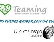 Teaming El Cisne Negro Voluntarios