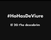 Hashtag #HoHasDeViure de la campanya dels Camps de Solidaritat 2015 de Setem. Font: Setem Catalunya