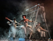 Imatge d'una de les representacions escèniques del festival