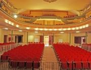 El pati de butaques del Teatre de Sarrià rehabilitat