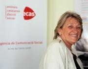 Teresa Crespo, presidenta ECAS