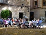 Les terrasses a Barcelona, un tema de debat entre el veïnat.