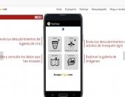 Aplicació per a compartir dades amb el mòbil (imatge:atrapaeltigre.com)