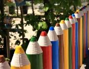 Llapissos de colors gegants