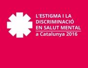 Imatge de l'estudi l'estigma i la discriminació en salut mental a Catalunya / Font: Obertament