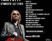 Concert solidari en homenatge a Tom Petty. Font: Fundesplai