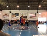 Torneig Stiga de bàsquet a la pista dels Lluïsos de Gràcia, 2017