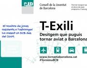 Imatge de la campanya Tornem a Barcelona