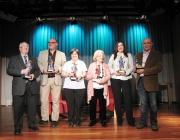 Imatge de tots els premiats