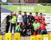 Participants Trailwalker 2014