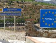 Frontera Catalunya - França